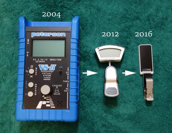 tuning evolve