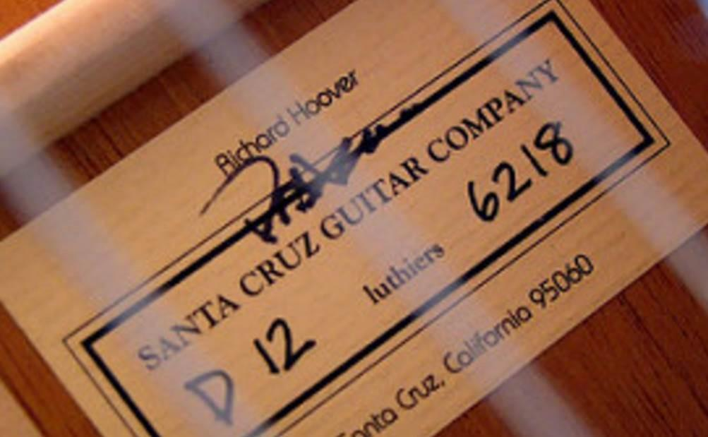 Signed Label