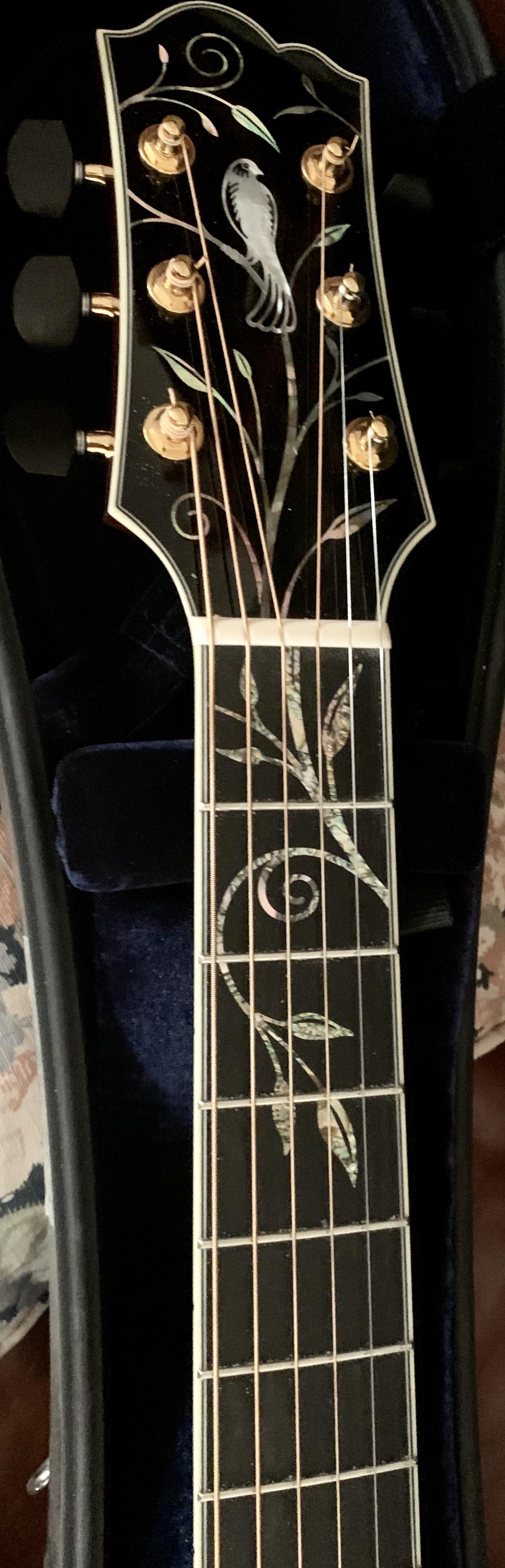 Songbird Headstock