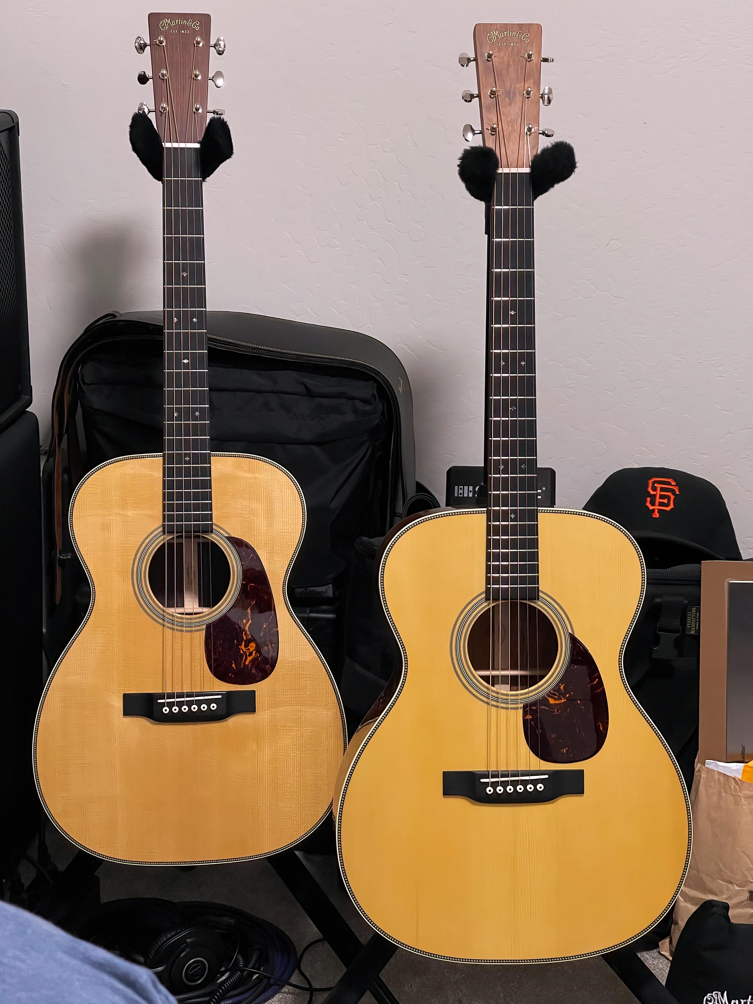 Martin 00-28 Standard, Martin Custom OM-28